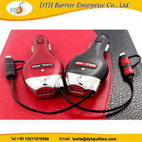 Modern design economic mobile phone in car charger
