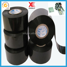 Printing expiry date/ batch number FC3 25mm*120m black color date code machine Hot stamping film