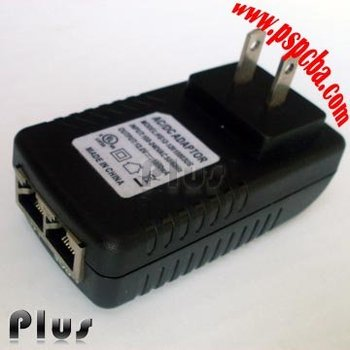 12V 1.5A 18W poe injector, Power Over Ethernet, power for network device