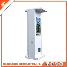 Oem inexpensive products solar signage advertising digital screens outdoor display price