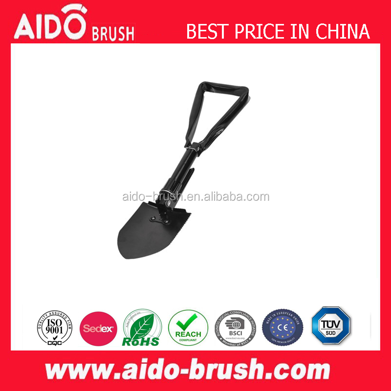 AD-0705 Car plastic snow shovel / telescopic snow shovel with aluminum pole /