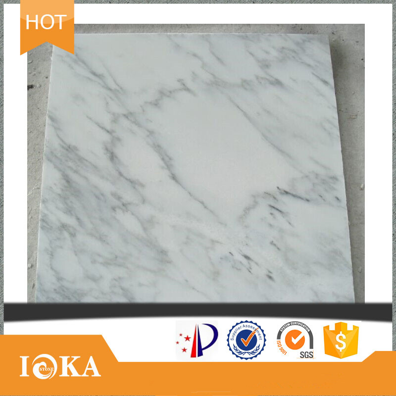 hot sale chinese stone carving marble white floor tile whole sales