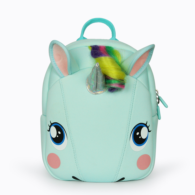 SF064 3d school cartoon kids backpack, animal school 3d cartoon children bag, cute kids animal toddler backpack