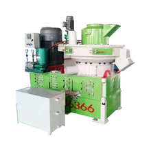 industrial wood pellet machine 6 ton per hour Best selling high efficiency TCZL560 ring die wood sawdust shell pellet mill