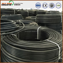 Wholesale high quality HDPE double wall corrugated drainage pipes/large diameter hdpe pipes/hdpe pipe manufacturing