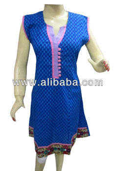 Cotton Kurtis From India, Women's Wear Kurta, Casual Wear Kurta For Girls, Women's Kurta Top Tunic For Ladies, Girls Kurtis