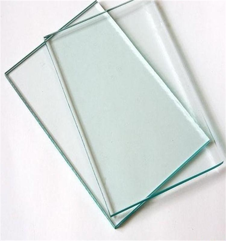 3-12mm clear tempered glass plain glass with best price