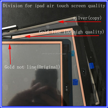 High Quality Glass For Ipad Air Touchscreen