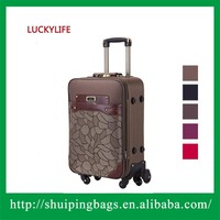 China factory vogue trolley luggage ,baoluo baggage