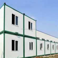 Flat pack container for social housing projects expandable container house for sale