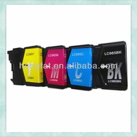 Compatible refill ink cartridge LC39 LC985 LC975 for Brother DCP-I125/J315/J515W/MFC-J265W/J410/J415W/J220