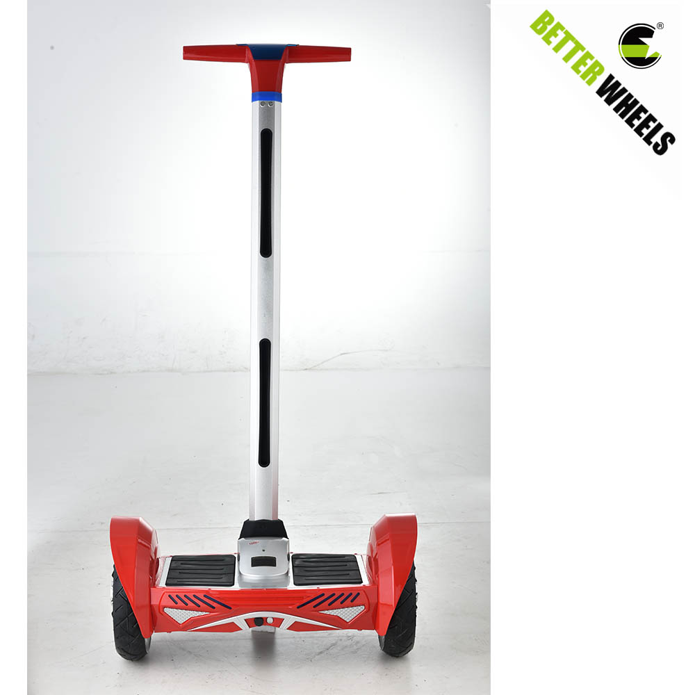 Newest electric personal transport vehicle /Smart electric chariot balance scooter think car
