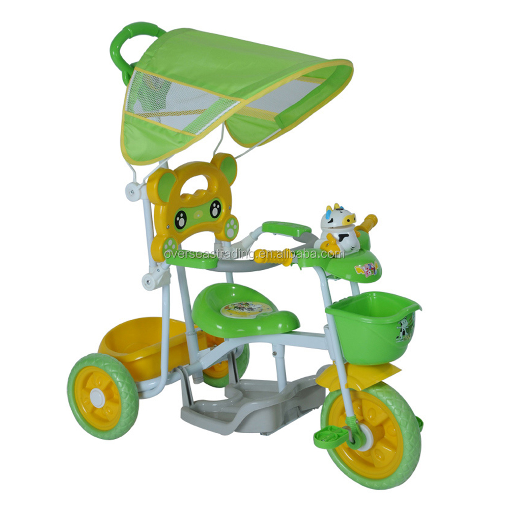 Safe kids 3-wheels triciclo kids baby tricycle/baby tricycle parts