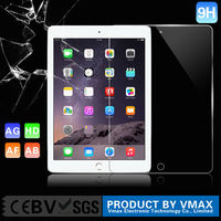 0.2mm Thickness anti-scratch tablet pc tempered glass screen protector for iPad mini 2