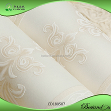 CD180507 XuanMei High Quality European Style Embossed Damask Wallpaper