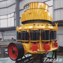 Advanced and competitive low cost 1000 mc cone crusher with high quality