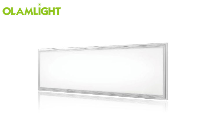 300x1200mm 48W CE&ROHS led panel light with e daylight sensor and DALI dimmer