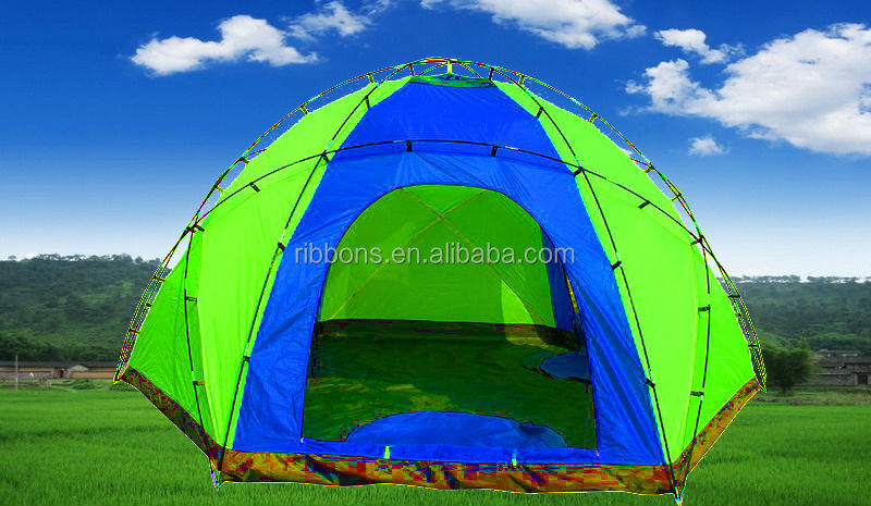 spring steel wire pop up tent