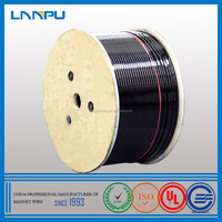 UL Approve Magnet Winding Wire Class 180 Enameled Flat Aluminum Coated Wire