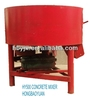 HY500 small concrete pan mixer for sale