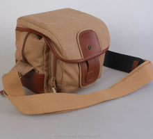 high quality waterproof canvas slr digital camera bag manufacturer in Guangzhou China