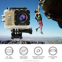 factory outlets 2.0 Inch WiFi 1080P Full HD 30M Waterproof 12Mp Video Action DV Sports Camera