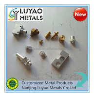 Precicion CNC machining/Customized CNC Machined metal products