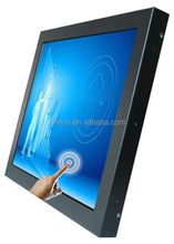 "KIOSK 15"" general touch open frame touch screen monitor resistive touch screen LCD monitor with high quality"
