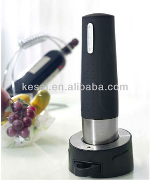 Rechargeable Electric cheap Wine Opener Automatic Corkscrew