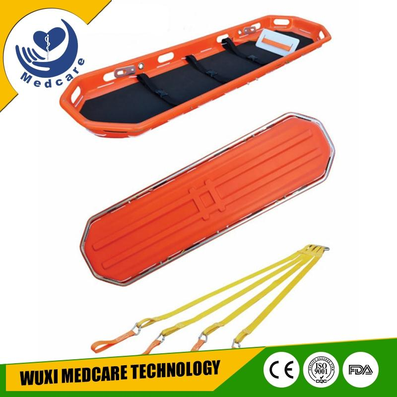 MTB1 medical rescue stainless steel basket stretcher