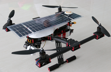 Professional aerial remote control airplane model,multifunctional aircraft solar UAV quadrocopter