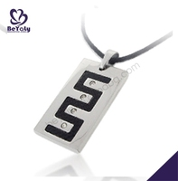 Christmas gift pendant jewellery nameplate necklace