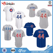 Chicago Cubs #44 Anthony Rizzo Baseball Jerseys