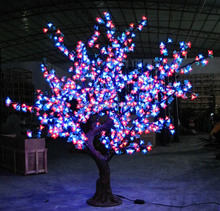 christmas led flower tree light blossom lights