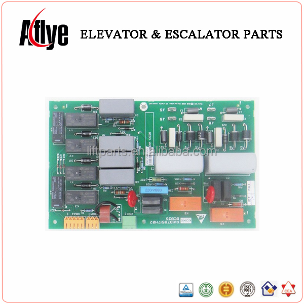 KM1376516G01 Elevator Brake Control Board For Kone Elevator Part