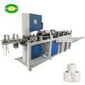 Toilet roll paper band saw cutting machinery factory