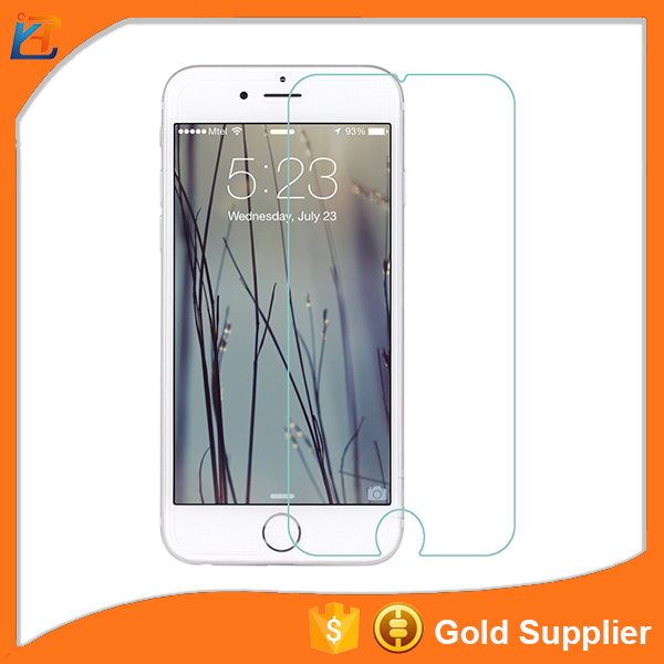 9H hardness anti blue ray privacy screen protector film for iphone 7 mobile phone tempered glass wholesale
