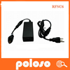 2014 Hot sell poloso laptop battery charger RFNC6 with different connecting wires