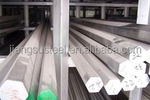 ASTM 430f 4140 bright hot rolled hot selling low price stainless steel hexagon bar
