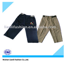 children boys hot pants/kids fashion pants design
