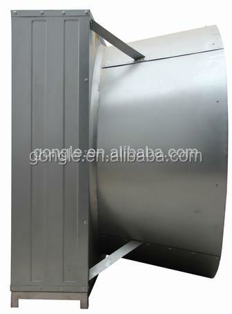 High temperature resistance axial fan