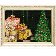Gifts and Christmas tree for decor diy 5d crystal diamond painting