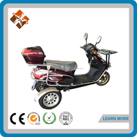 automatic tricycle motorcycle three wheel motorcycle for the disabled