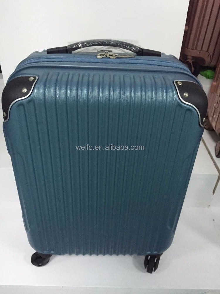 fashion abs trolley luggage bag abs bag luggage