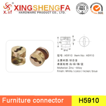 Furniture hardware connector cabinet fitting zinc alloy cam