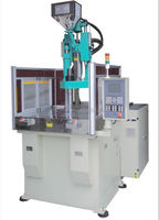 HM092 55 Ton Vertical Small Micro Plastic Injection Molding Machine Price with Rotational Table