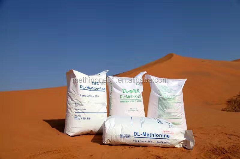 99% DL-Methionine Poultry Feed Premixes