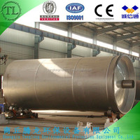 Hot sale HD-10 waste tyre pyrolysis recycling machine to oil