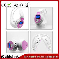 Wireless Bluetooth Super Bass Stereo In-Ear Earphone Headphone For iPhone MP3 MP4 earplug ear cup head-sets earpieces