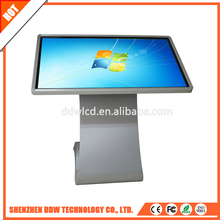 43 inch 3g wifi full hd shopping mall advertising digital display touch screen kiosk price